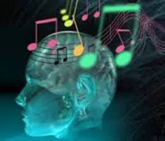 Musical notes healing the brain