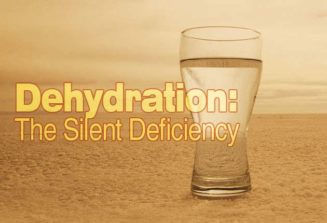 Dehydration: The Silent Deficiency